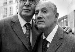 Gilbert and George, Paris 2012, Hahnemuhle Baryta FineArt Print 40x50cm, Edition of 10