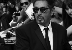 Al Pacino, Venice 2014, Hahnemuhle Baryta FineArt Print 40x50cm,  Edition of 10