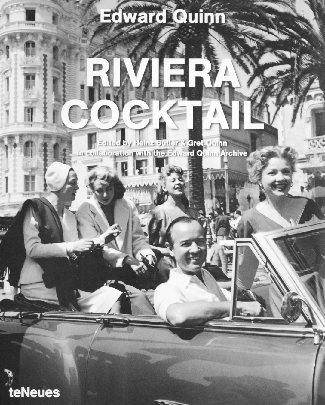 Riviera Cocktail by Edward Quinn