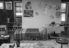 Studio Robert De Niro Sr (I), New York 2015