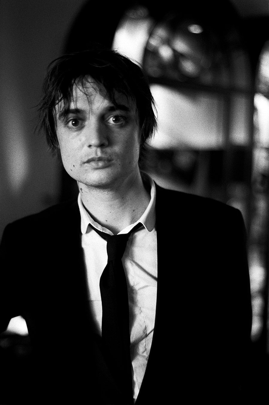 Pete Doherty, Montreux 2008 Hahnemuhle baryta fine art print 100x140cm Edition: No 1/5 Also available: 40x50cm, Edition: 3/10