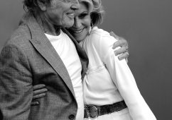 Robert Redford and Jane Fonda, Venice 2017, Hahnemuhle Baryta FineArt Print 40x50cm, Edition of 10