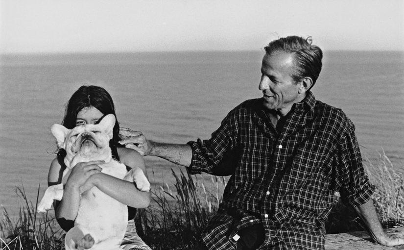 Zara and Peter Beard, Montauk, Long Island 1997