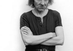 Michel Houellebecq, Venice 2014, Hahnemuhle Baryta FineArt Print 86×66.5cm, Edition of 7